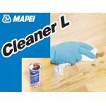 CLEANER L, bidon 0.85kg Solutie curatare adezivi epoxi si PU dupa montarea parchetului, Mapei