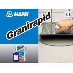 GRANIRAPID GRI, set predozat 30,5kg Adeziv bicomponent, cimentos, C2F-S1, Mapei