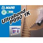 ULTRABOND P990 1K Adeziv poliuretanic monocomponent pentru orice tip de parchet montat pe suport cu sistem de incalzire incorporat 15kg