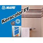 KERACOLOR FF 100 BIANCO, cutie 5kg Chit de rosturi pe baza de ciment cu efect DropEffect CG2WA, Mapei