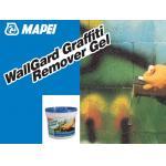 Decapant gel pentru indepartarea vopselelor tip grafitti, Mapei WALLGARD GRAFITTI REMOVER GEL, galeata 5kg