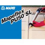Mapei MAPEFLEX PU50 SL GRI, unipack 600ml, Etansant poliuretanic monocomponent, autonivelant