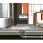 Sifon Kessel 27159, Sealing sheet for Practicus floor drain
