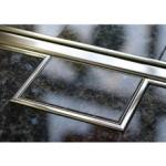 Sifon Design Kessel 27812, LINEARIS upper section L=1150mm