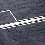 Sifon Design Kessel 40150.83, Shower drain LINEARIS L=750mm