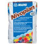 NIVOPLAN Mortar pe baza de ciment pentru tencuirea si nivelarea peretilor din caramida sau beton la interior sau exterior sac 25kg alb