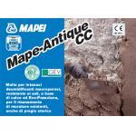 MAPE ANTIQUE CCT 25KG Tencuiala macroporoasa pe baza de var cu rol de dezumidificare pentru restaurarea zidariilor umede din piatra caramida si tuf